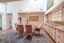 Formal Dining Room - 721 BATTLEFIELD BLUFF DR, NEW MARKET