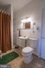 Bathroom off Office area - 721 BATTLEFIELD BLUFF DR, NEW MARKET
