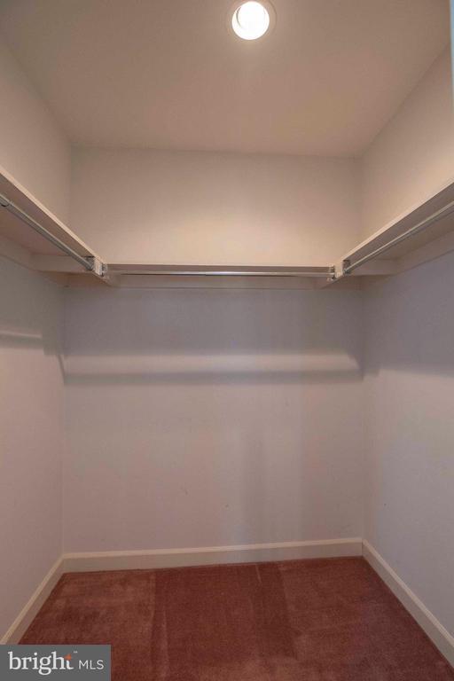 Walk in Closet Bedroom #3 - 721 BATTLEFIELD BLUFF DR, NEW MARKET