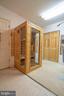 Sauna  in Lower Level - 721 BATTLEFIELD BLUFF DR, NEW MARKET