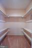 Storage closet - 721 BATTLEFIELD BLUFF DR, NEW MARKET