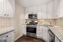 Granite countertops - 4600 S FOUR MILE RUN DR #1007, ARLINGTON