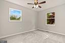 Bed 2, new carpet, fresh paint, fan! - 23 MEADOW LN, THURMONT