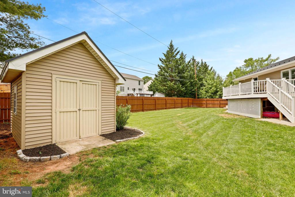 Space for your mower! - 23 MEADOW LN, THURMONT