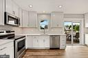 Recessed lighting and under cabinet lighting too! - 23 MEADOW LN, THURMONT