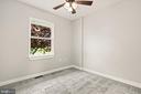 Bed 3, new carpet, fresh paint, fan! - 23 MEADOW LN, THURMONT