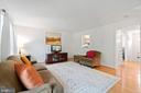 Living Room - 12706 PERCHANCE TER, WOODBRIDGE