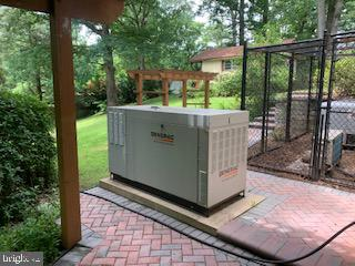 Stand-by generator - 11619 VALLEY RD, FAIRFAX