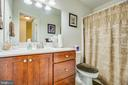 Primary Full Bath - 2110 CAROLINE ST, FREDERICKSBURG