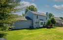 Rear/Side View of the terrific Colonial Home! - 13 SYDNEY LN, STAFFORD