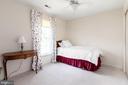 Upper Level Bedroom #4 - 13 SYDNEY LN, STAFFORD