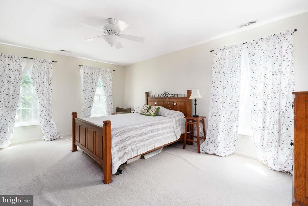 Spacious Primary Bedroom - 13 SYDNEY LN, STAFFORD