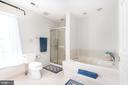 Primary Bathroom Soaker Tub & Walk-in Shower! - 13 SYDNEY LN, STAFFORD