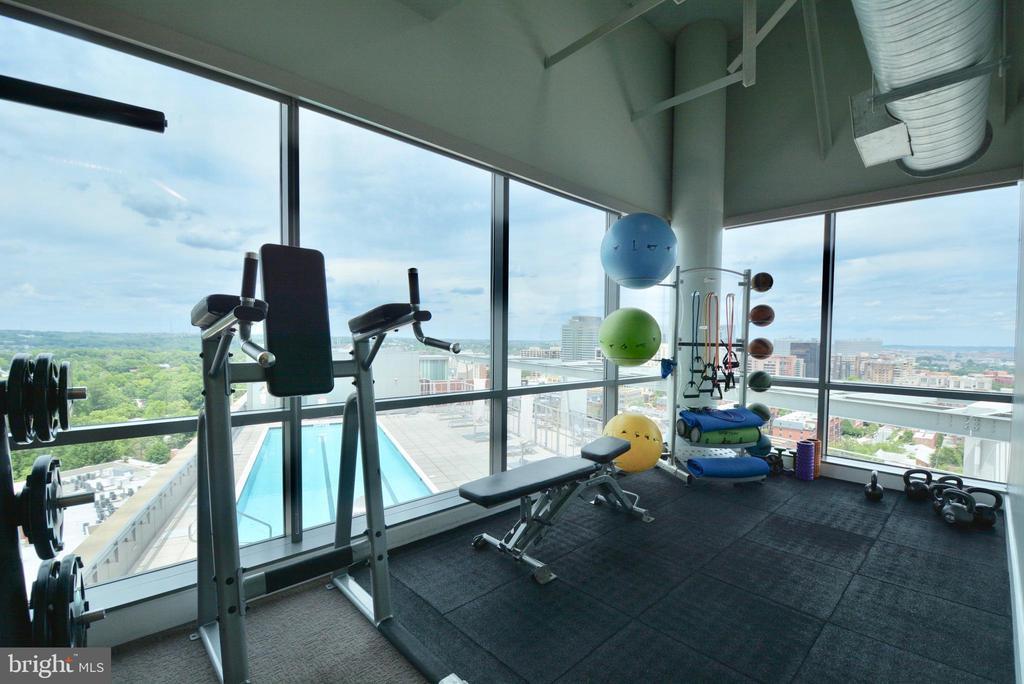 Exercise Room - 2001 15TH ST N #1203, ARLINGTON