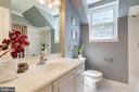 Upper Level Hallway Bathroom (full) - 3469 S STAFFORD ST #B, ARLINGTON