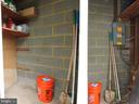 Inside Storage Unit - 3803 EL CAMINO PL #27, ALEXANDRIA