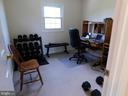 Office room/ Workout room - 102 CHRISTOPHER CT, CHARLES TOWN