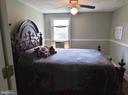 Bedrrom Has Pine Random Width Floors - 420 RUSSELL RD, BERRYVILLE