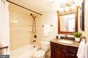 Beautiful bathroom - 2400 CLARENDON BLVD #301, ARLINGTON