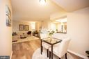 Brand new flooring - 2400 CLARENDON BLVD #301, ARLINGTON