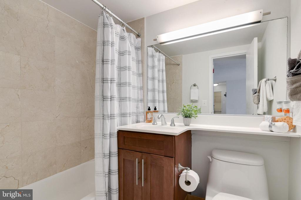 Updated Bath - 7333 NEW HAMPSHIRE AVE #317, TAKOMA PARK