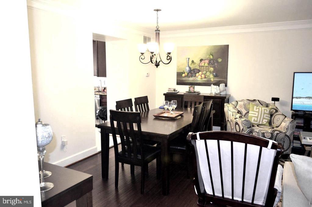 Formal Dining Room - 3636 MCDOWELL CT, DUMFRIES