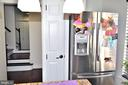 Top size Refrigerator New all Stain Steel Applianc - 3636 MCDOWELL CT, DUMFRIES