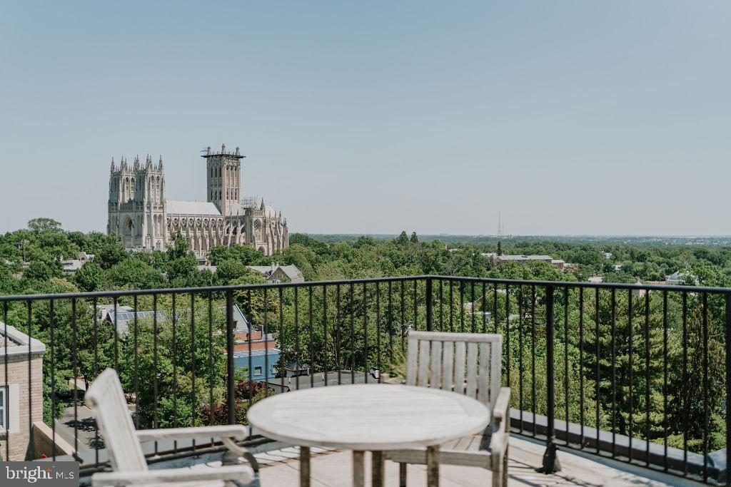 National Cathedral Views - 2720 WISCONSIN AVE NW #703, WASHINGTON