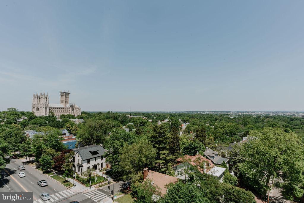 Soaring 360 degree views - 2720 WISCONSIN AVE NW #703, WASHINGTON