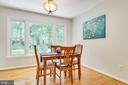 Gorgeous picture window - 9312 WINBOURNE RD, BURKE