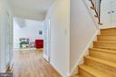 Lower level hallway - 9312 WINBOURNE RD, BURKE