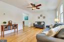 Family Room - 9312 WINBOURNE RD, BURKE