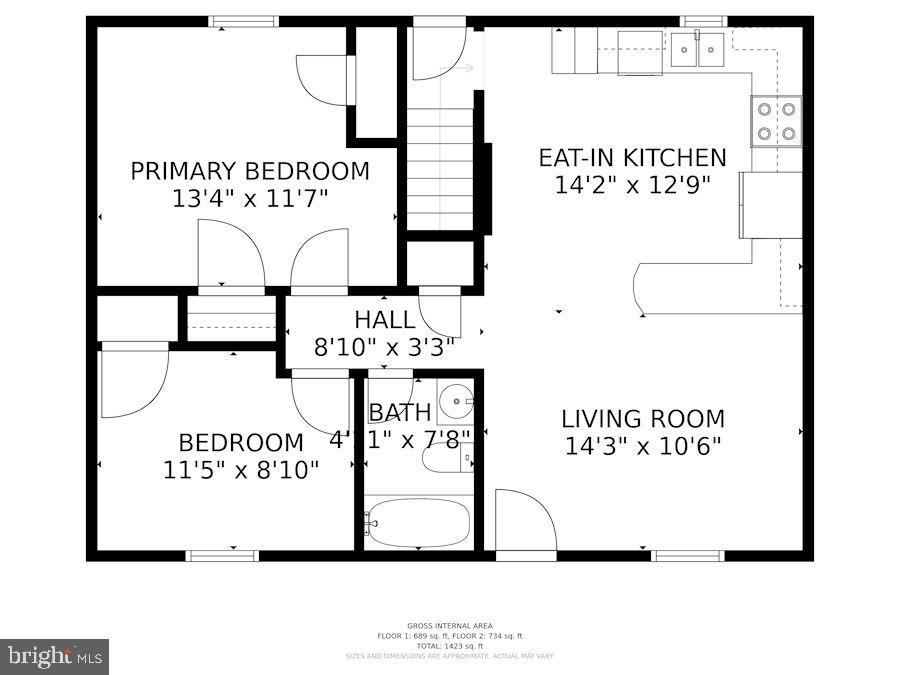 Floor Plan - 640 W WATERSVILLE RD, MOUNT AIRY