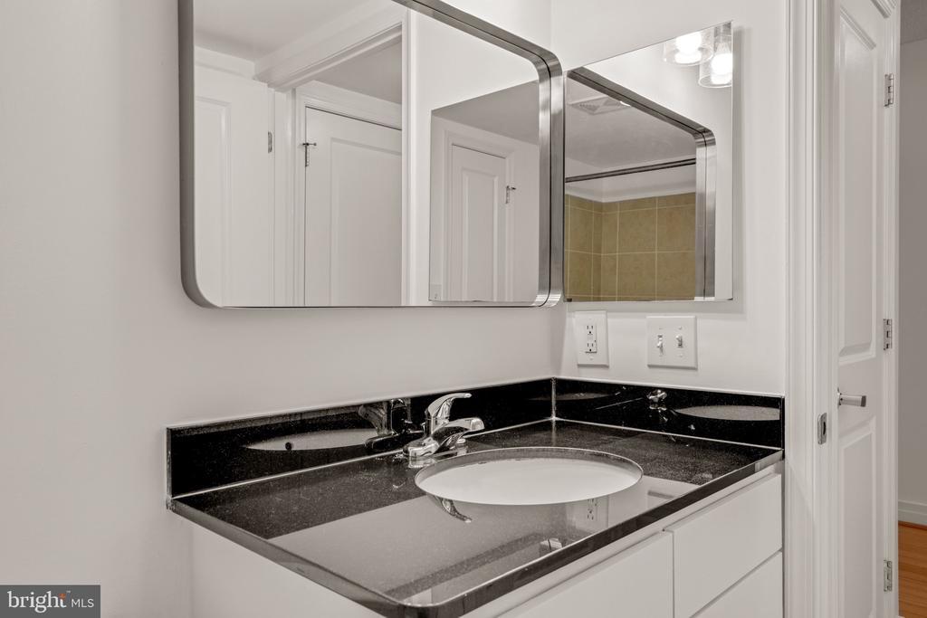 Bathroom Vanity - 915 E ST NW #914, WASHINGTON