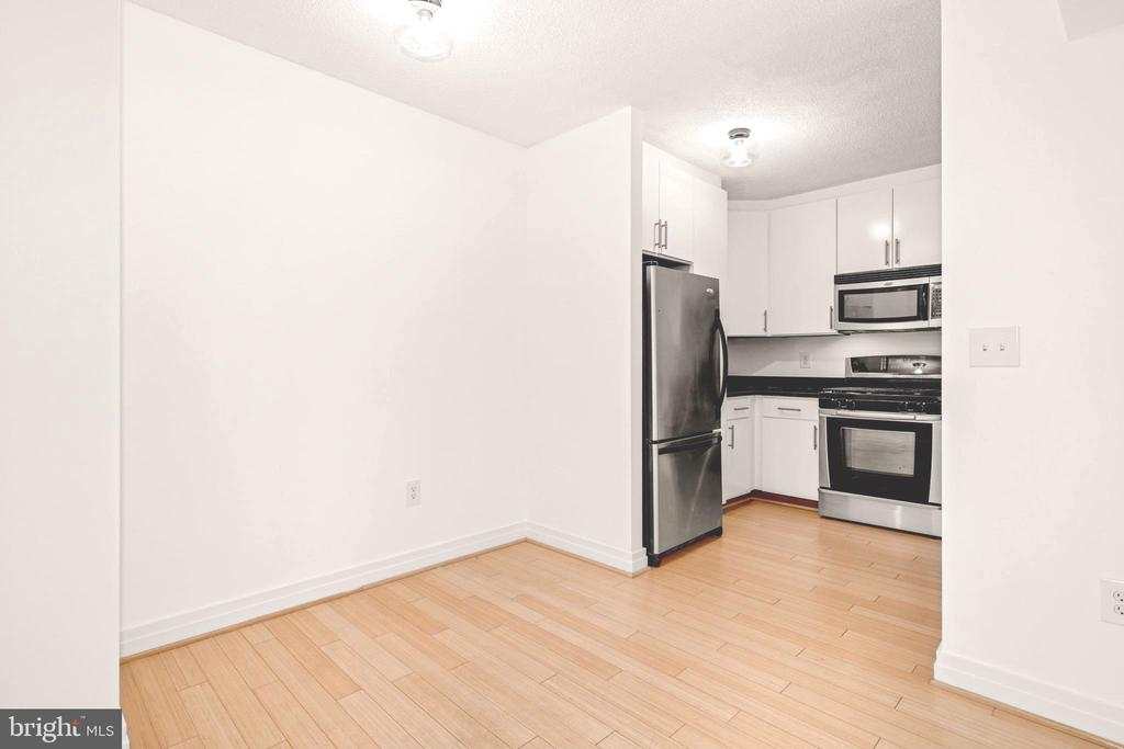 Dining area and Kitchen - 915 E ST NW #914, WASHINGTON
