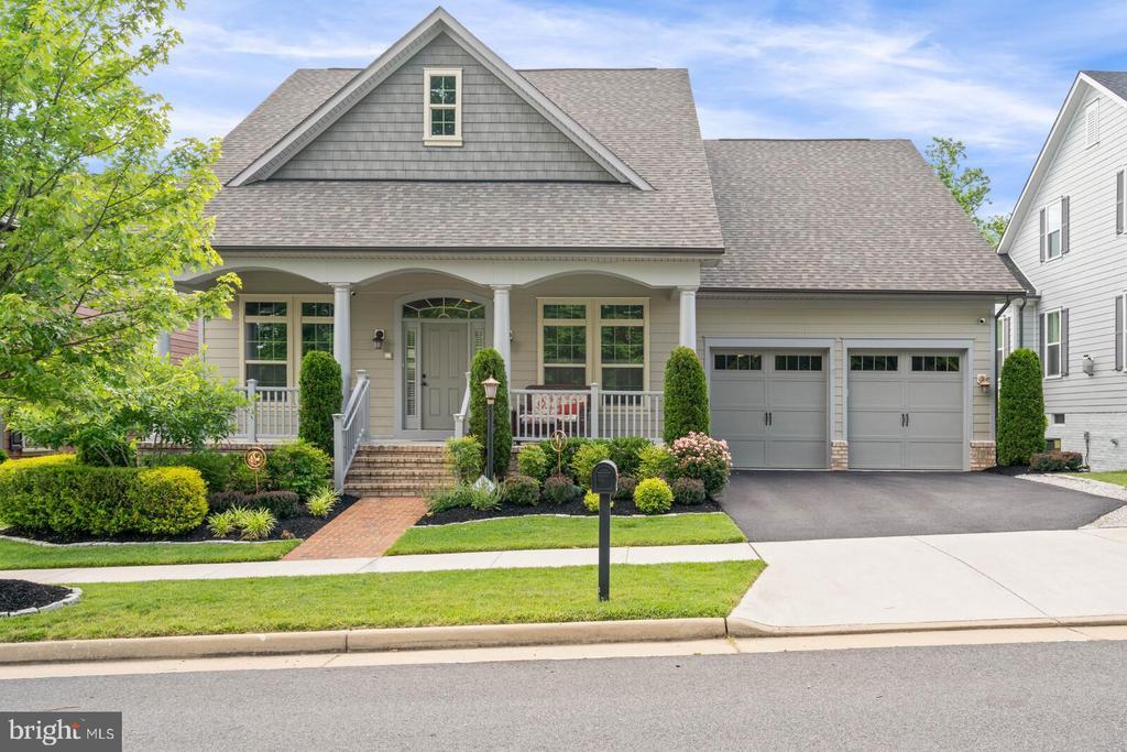 A true main level living home.... - 17037 SILVER ARROW DR, DUMFRIES