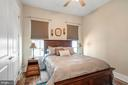 The second bedroom with full bath - 17037 SILVER ARROW DR, DUMFRIES