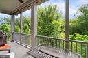 Tree line view front and back! - 17037 SILVER ARROW DR, DUMFRIES