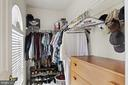 with walk in closet - 1114 HEARTFIELDS DR, SILVER SPRING