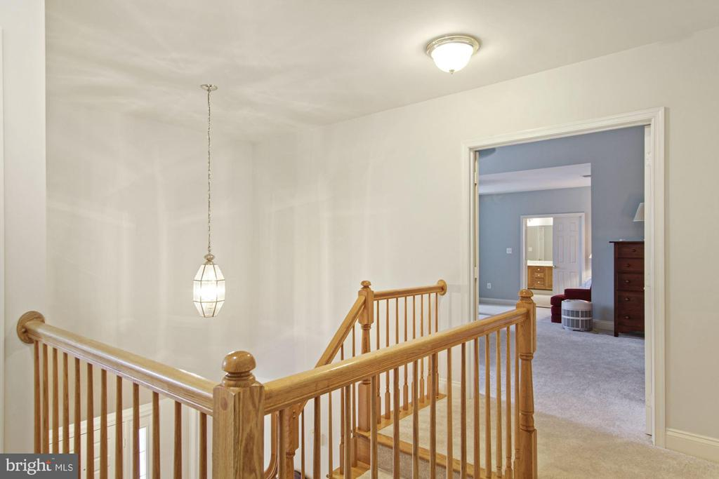 Double doors to the primary suite - 1114 HEARTFIELDS DR, SILVER SPRING