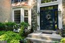 Welcoming Front Door and Bay Window - 6191 TREYWOOD LN, MANASSAS