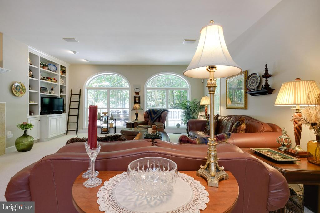 Huge Great Room - 6191 TREYWOOD LN, MANASSAS