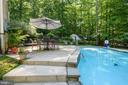 Steps to Pool - 6191 TREYWOOD LN, MANASSAS