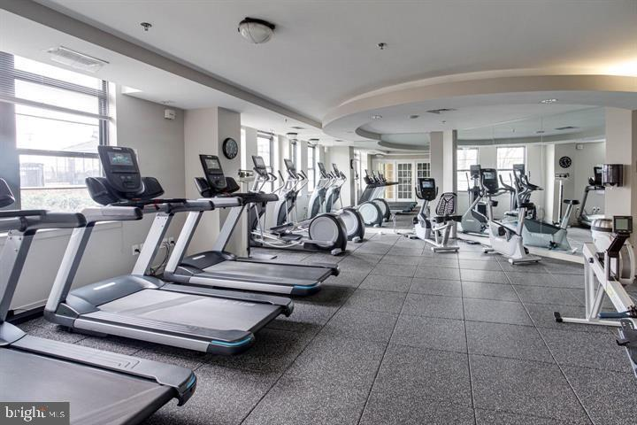 Exercise Room - 1830 FOUNTAIN DR #307, RESTON