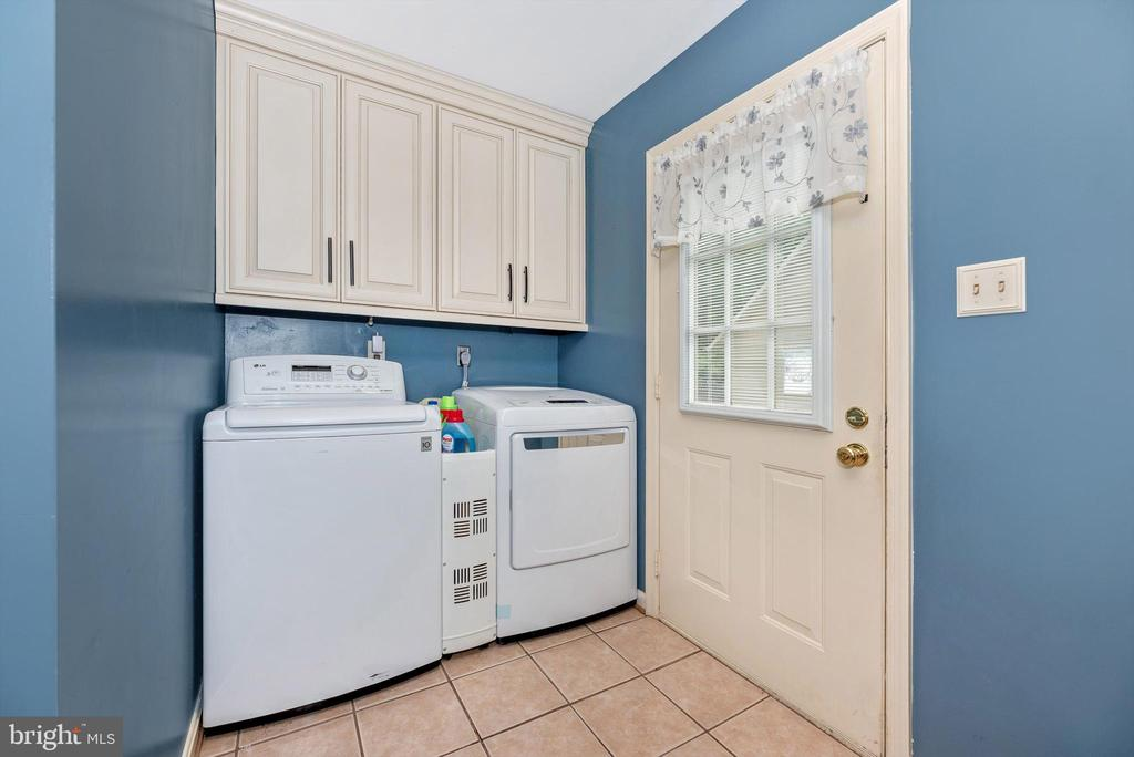 First floor laundry - 7319 EYLERS VALLEY FLINT RD, THURMONT