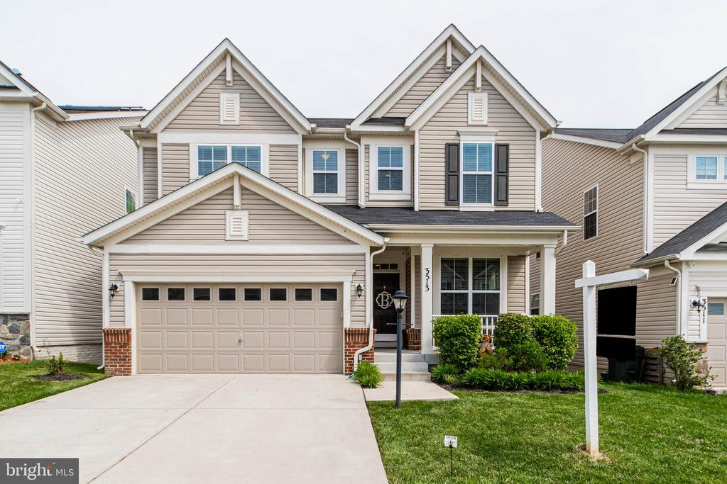 Welcome Home! - 3513 DOC BERLIN DR, SILVER SPRING