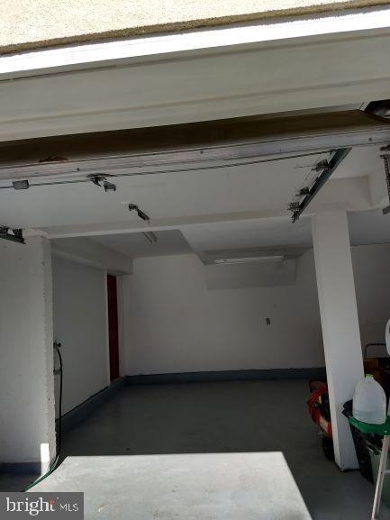 Garage - 7670 TALBOT RUN RD, MOUNT AIRY