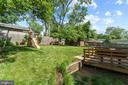 And, the fully fenced-in backyard oasis... - 2915 MONROE PL, FALLS CHURCH