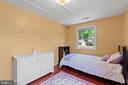 ...is also roomy and includes access to attic. - 2915 MONROE PL, FALLS CHURCH