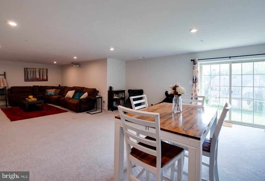 Lower Level Recreation Room - 6877 WOODRIDGE RD, NEW MARKET